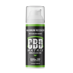 CBD Matrix 3000mg Relief Cream